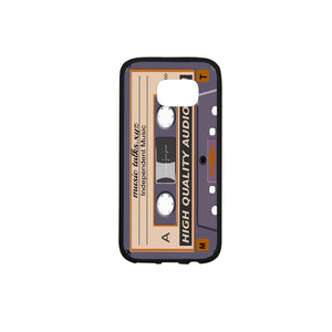 Cassette Rubber Case for SamSung Galaxy S7