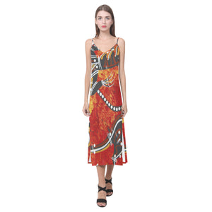 Womens Long Summer Dress