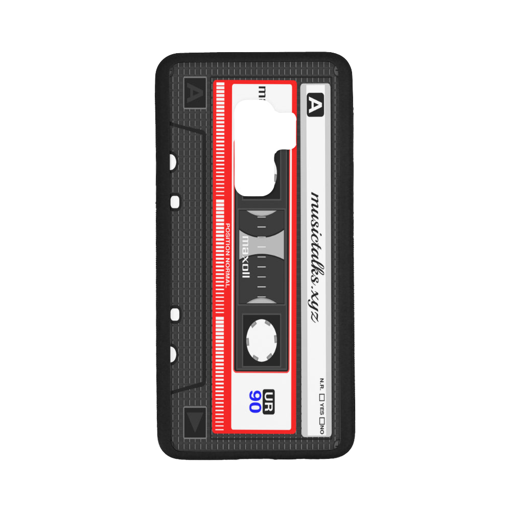 Cassette Samsung Phone Cases