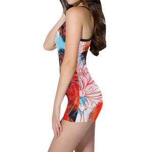 Womens One Piece Swimmers
