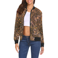 Steampunk Women's Casual Jacket