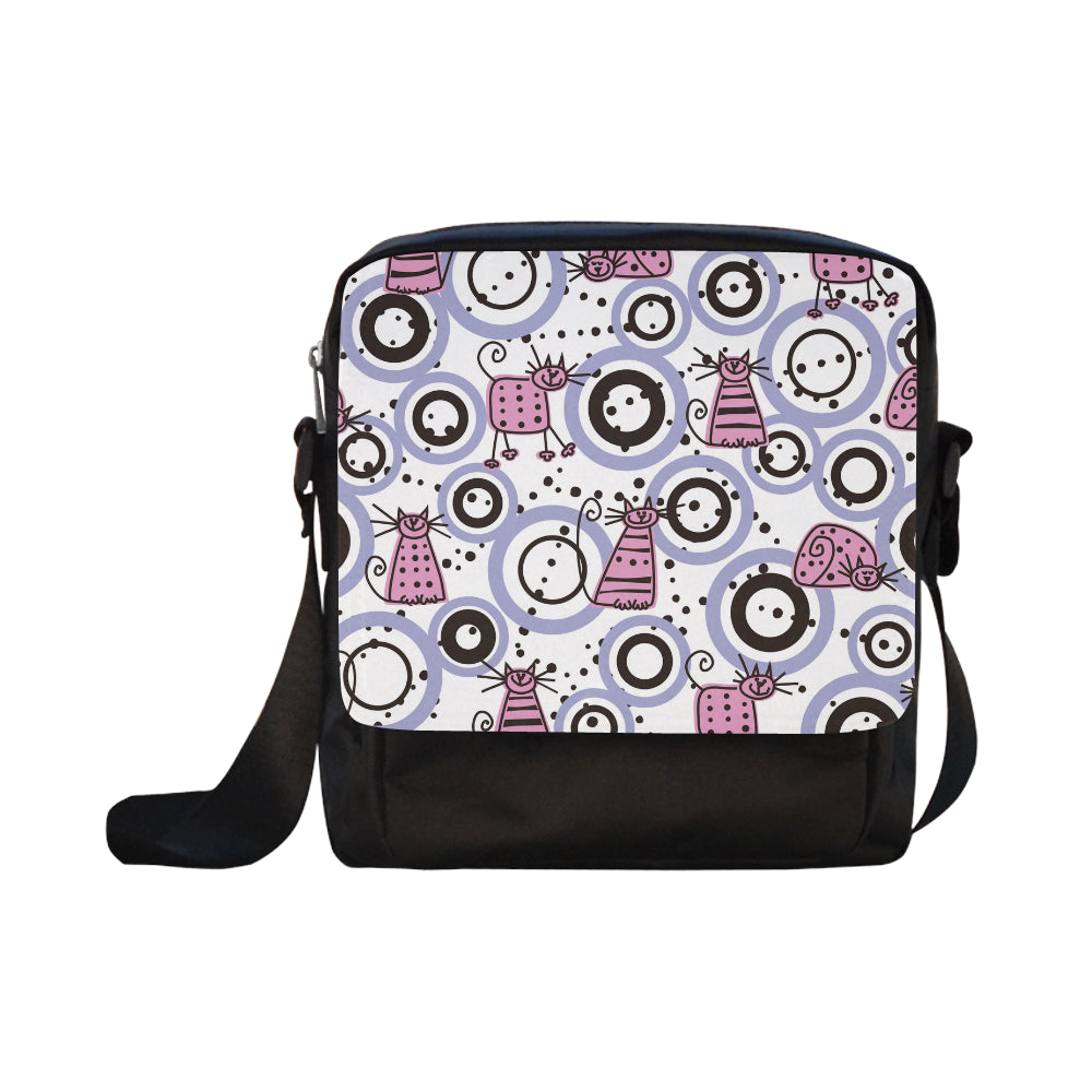 Trendy Cross-Body Shoulder Bag