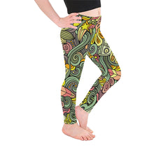 Peace All-Over Kid's Leggings