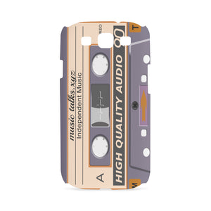 Cassette Hard Case for Samsung Galaxy S3