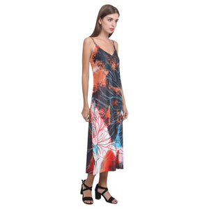 Women's Long Summer Dress