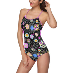 One Piece Womens Swimmers