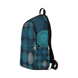 Dot Art All-Over Print Unisex Casual Backpack
