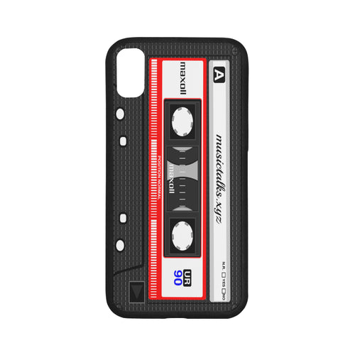 Cassette Cover For iPhone X