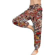 Womens Harem Urban Pants