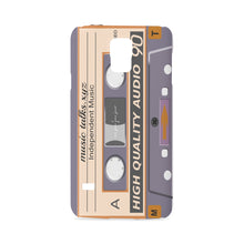Cassette Hard Case for Samsung Galaxy S5