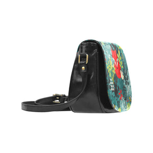 Over The Shoulder Stylish Saddle Bag