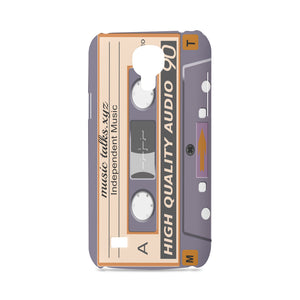 Cassette Hard Case for SamSung Galaxy S4 mini