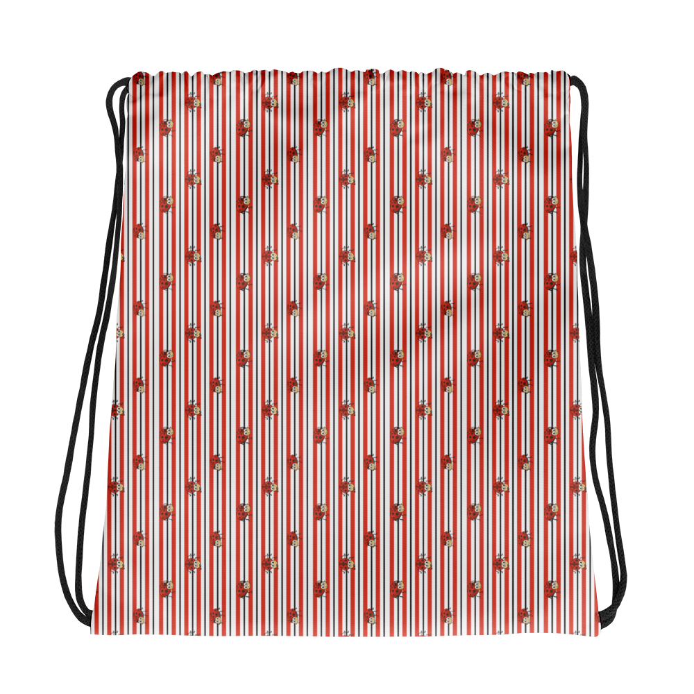 LadyBird Drawstring Bag