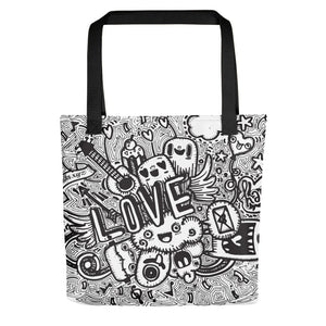 Lovin' Music Tote bag