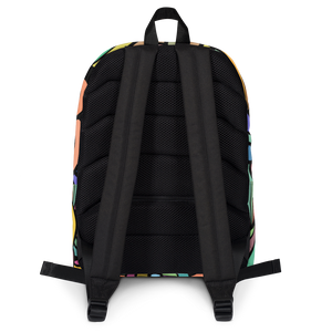 Trendy Cool All Over Printed Backpack