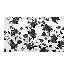 Roses Rectangular Pillow Case only