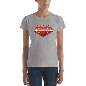 Super Mum Women's short sleeve t-shirt
