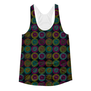 Stylish Womens Racerback Tank Top