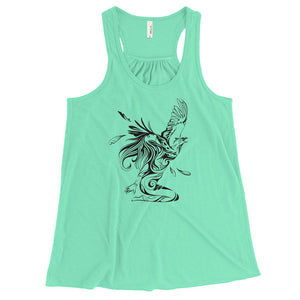 Racerback Women's Tank Top