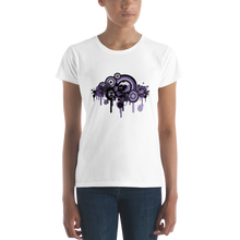 Music Talks Splat Women's T-Shirt