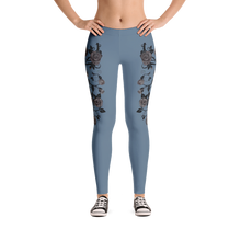 Rose Queen Leggings