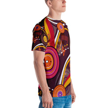 Rainbow Music Men's T-shirt