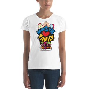 Monster Family Women's T-shirt