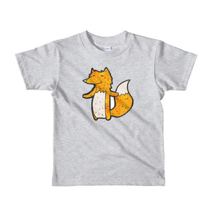 Fox The Friend Toddler T-shirt