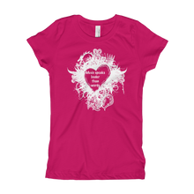 Music Speaks Girl's T-Shirt