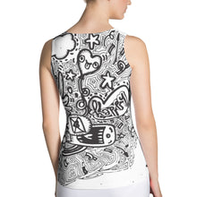 Fitted Womens Tank Top