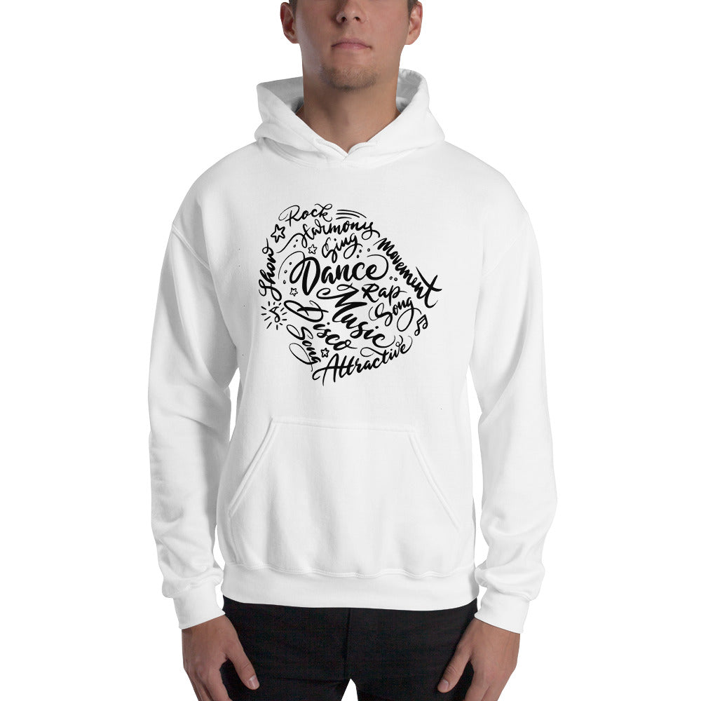 Graphic Cool Unisex Hoodie