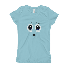 Worried Girl's T-Shirt
