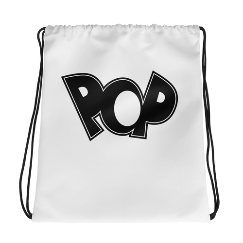 Pop Drawstring Bag