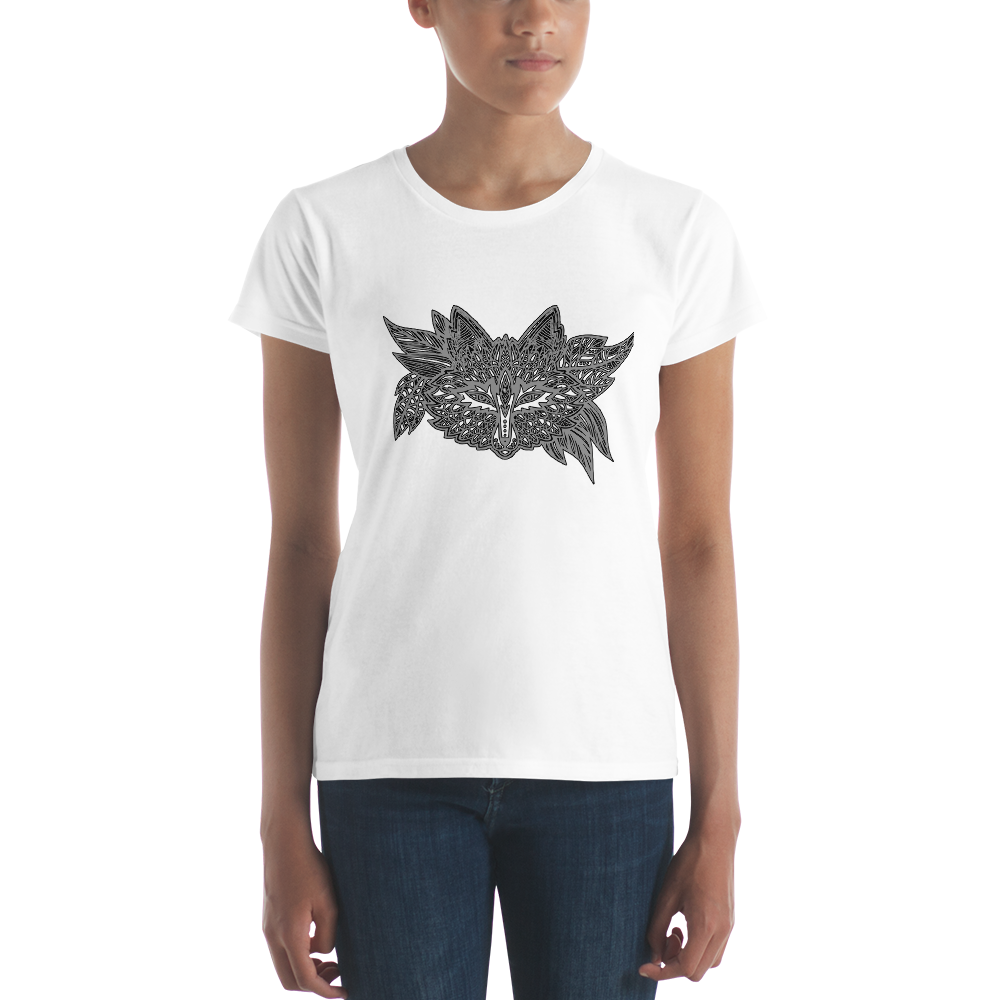 Short Sleeved Womens T-Shirt