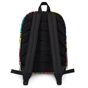 Fun Cool Designer Backpack Bag