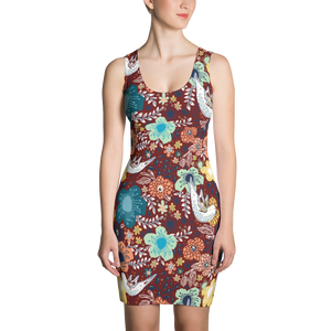 Fitted Summer Dress
