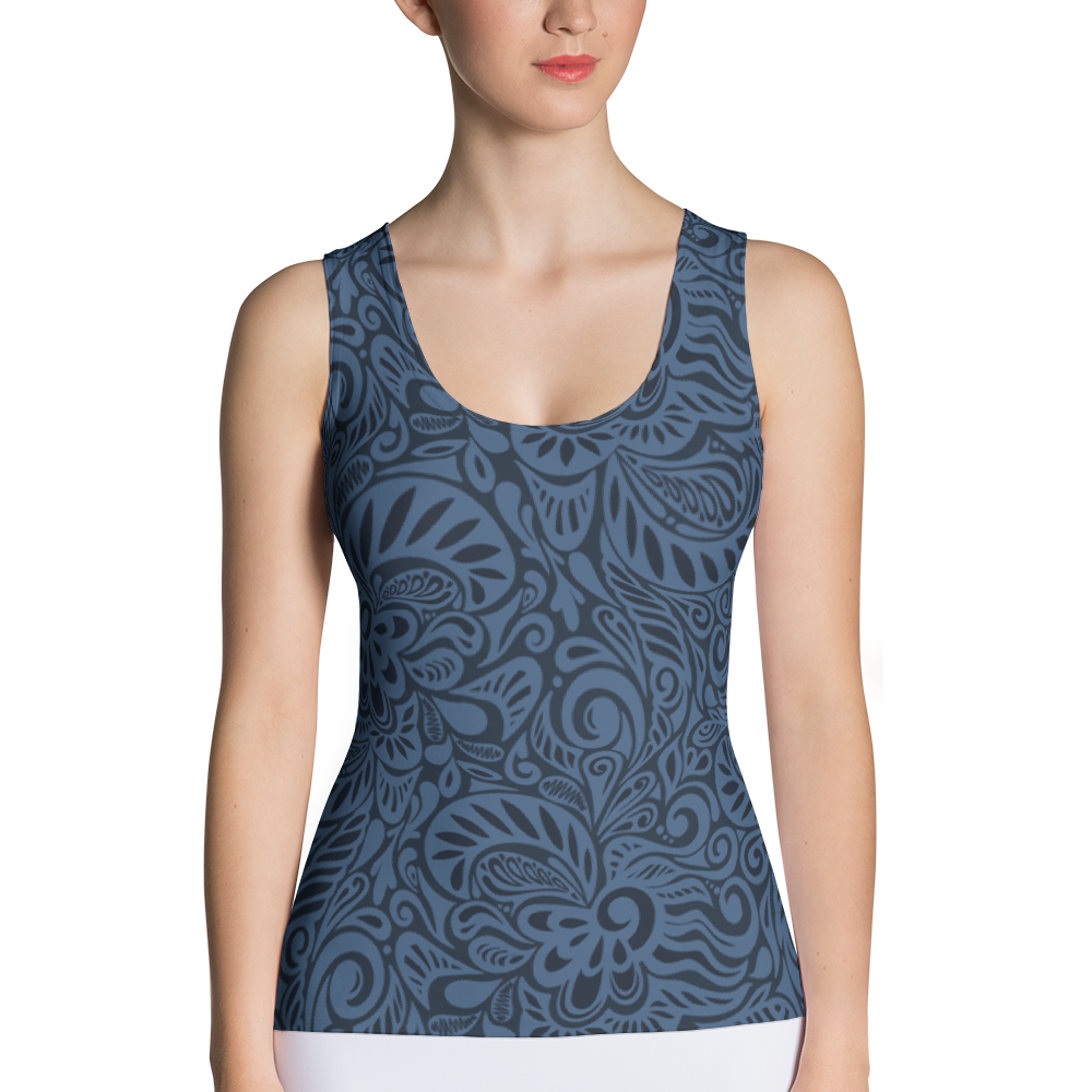 Womens Fitted Tank Top