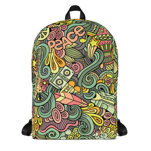 Medium Stylish Backpack