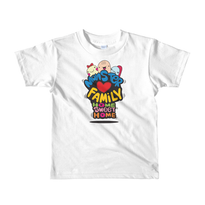 Family Monster Kids t-shirt
