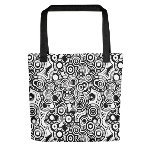 Spin Me Out Tote Bag