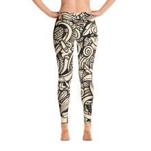 Stylish Mexican Women's Leggings