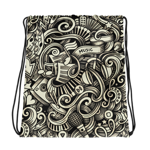 Carnivale Drawstring bag