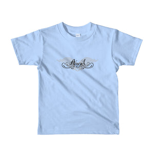 Short Sleeved Toddler T-Shirt