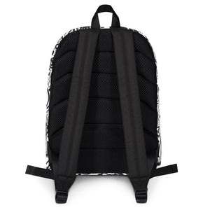 Lovin' Music Designer Backpack Bag