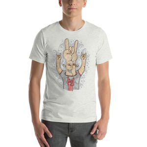 Trendy Unique Design Unisex T-Shirt