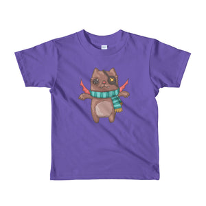 Pirate Kitty kids t-shirt