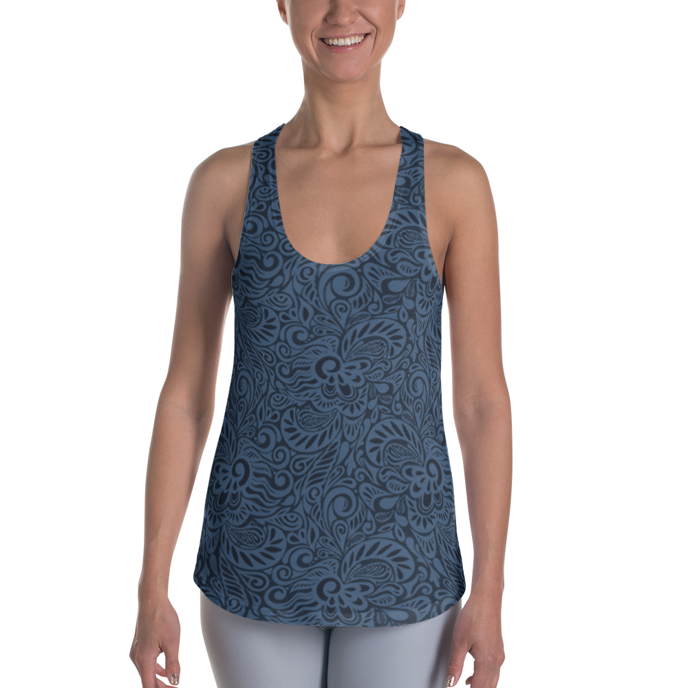 Racerback Womens Tank Top
