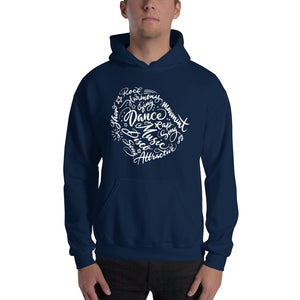 Dance and Sing Hooded Sweatshirt