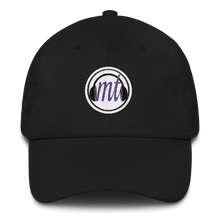 Music Talks Dad Cap