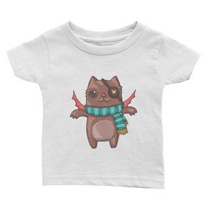 Pirate Kitty Infant Tee
